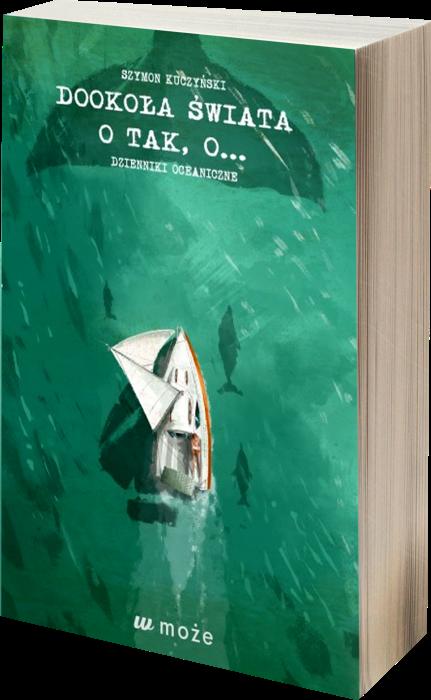 """Książka """"Dookoła Świata o tak, o...."""""""